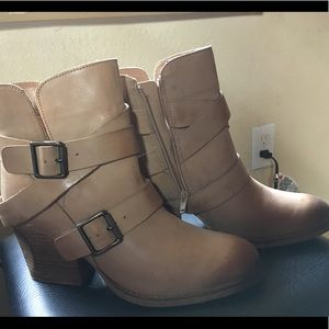 Naughty Monkey short boots